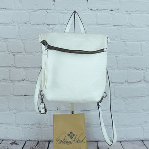 Patricia Nash Bags - NEW! PATRICIA NASH Luzille Twisted Braid Backpack